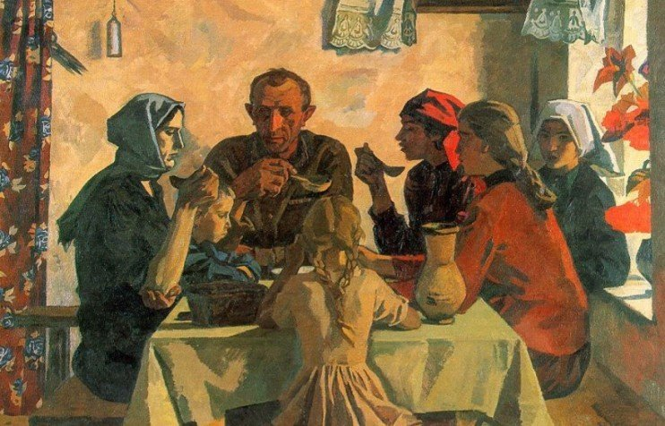 a history of soviet social realism art in germany Social realism in the western -early witness to german concentration camps soviet photographers have -reinstated policy of social realism in art.