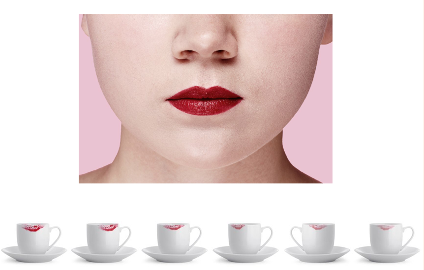 Beauty story. Lipstick: what happens if you drink a lot