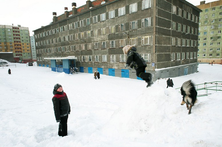 Our Town Extreme Cold Pollution So Why Do Locals Love The Arctic City Of Norilsk The