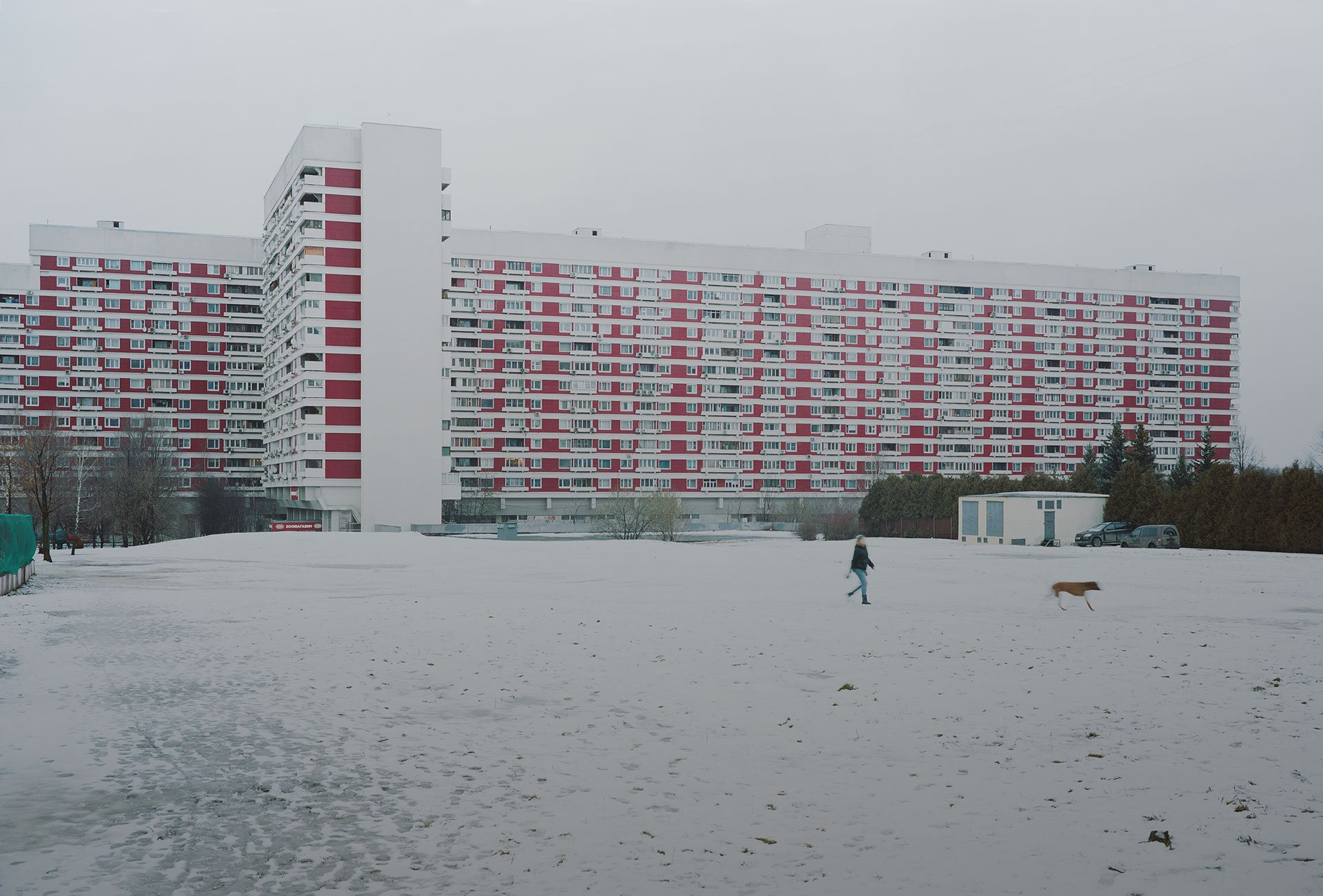 Concretopia: searching for the secret meaning of the suburbs in eastern Europe