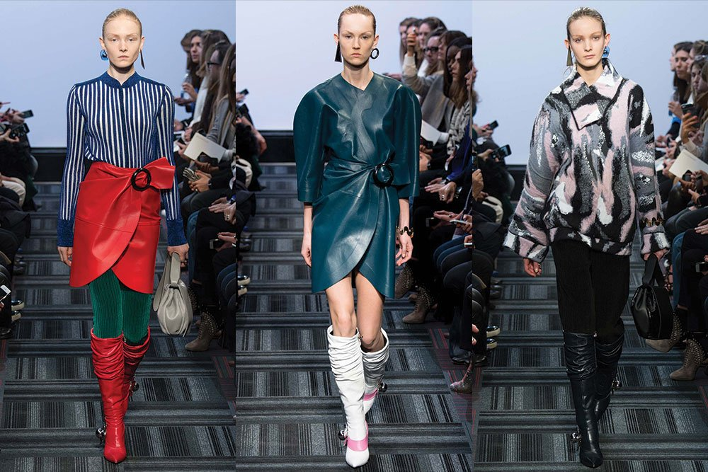 JW Anderson Fall/Winter 2015-16 show, courtesy of the designer