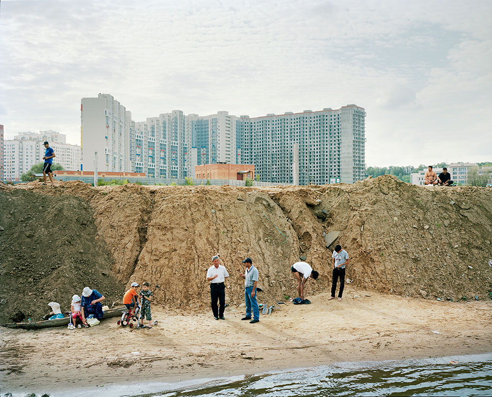 Pashvino V, Suburbs of Moscow, Russia (2012) from Pastoral by Alexander Gronsky