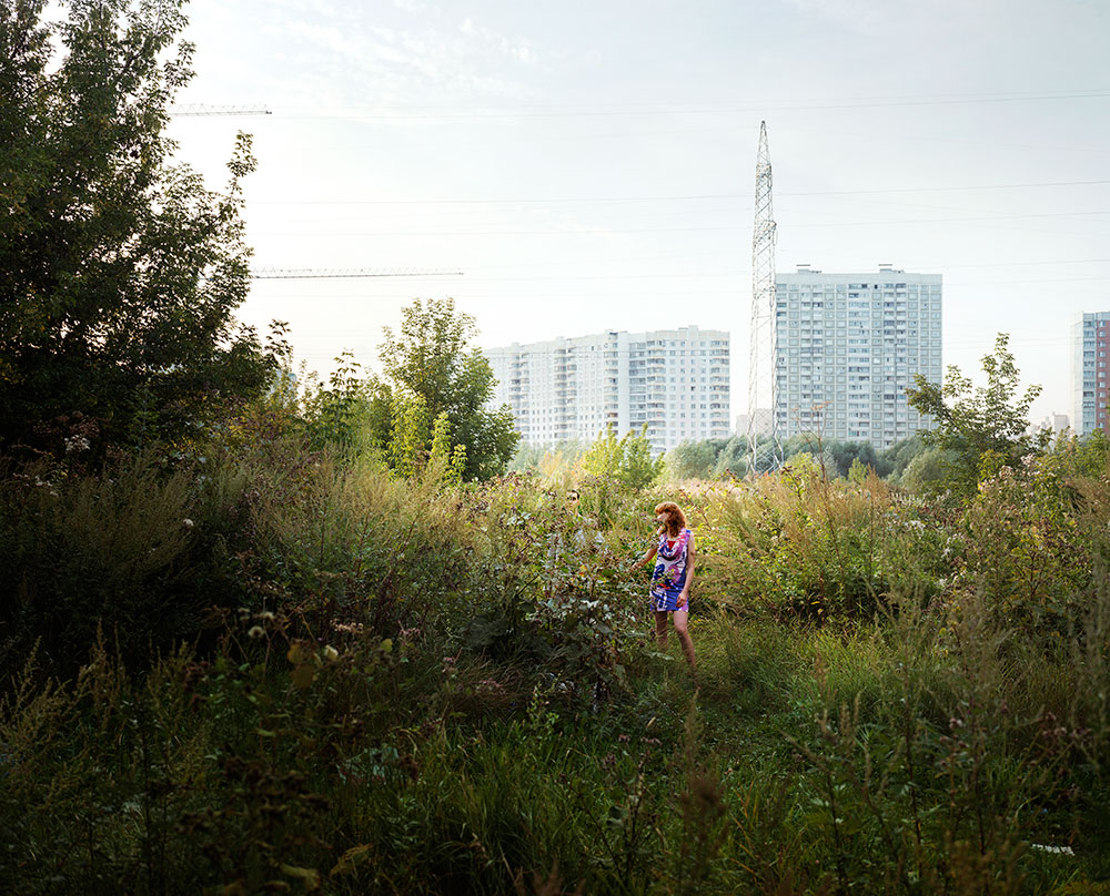 Mar'ino, Suburbs of Moscow, Russia (2009) from Pastoral by Alexander Gronsky
