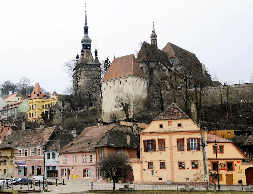 In 2001 it was proposed that Sighișoara would be the site for world's first Dracula theme park