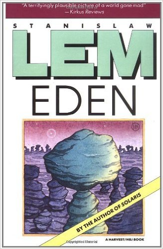 The Helen & Kurt Wolff Book edition of Lem's <em>Eden</em>