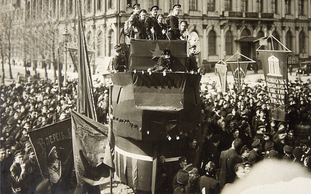 a research on the russian revolution in 1917 The russian revolution in 1917 was a monumental political and social transformation in russia, which brought down the autocratic monarchy toppled kerensky's provisional government and installed the bolshevik government under lenin.
