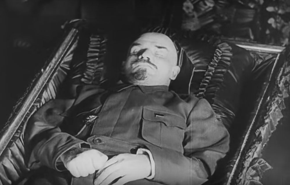 Body language: the many afterlives of Lenin, from art object