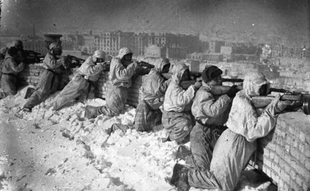 Letter from Stalingrad: Volgograd goes back in time as it remembers
