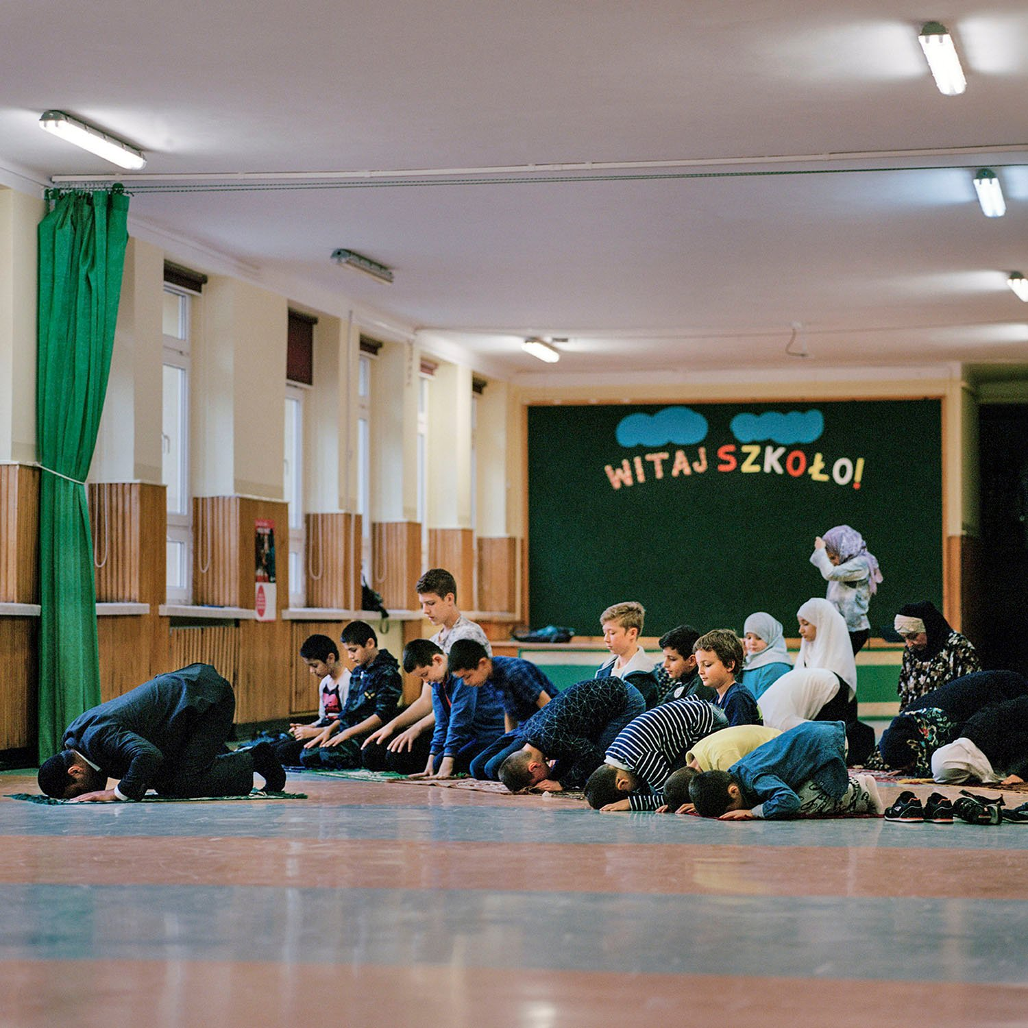 Islam for europeans polish muslim community in the heart of europe every child in poland is greeted by this sentence in early september when school commences after the summer holidays although religious education is not m4hsunfo