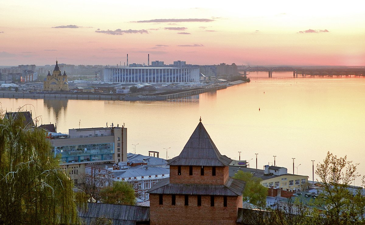 Nizhny Novgorod: old Russian elegance meets Soviet style and vibrant art on the banks of the Volga