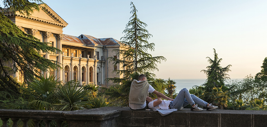Sochi: discover the palm trees, surf, and grand sanatoria of this seductive seaside metropolis