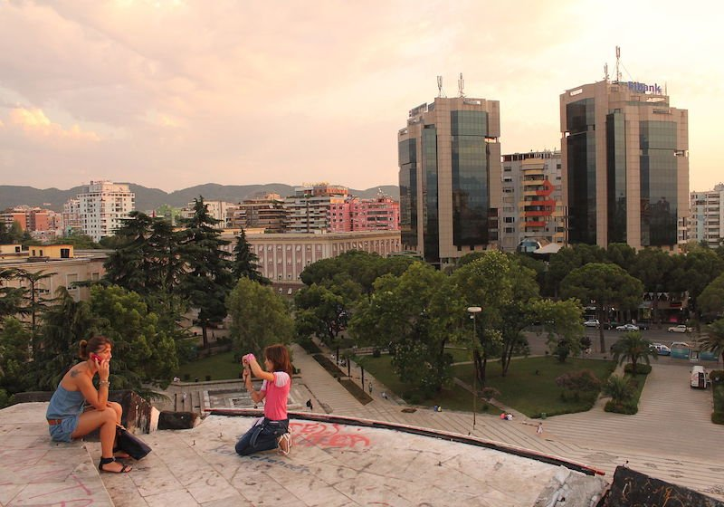 24 hours in Tirana: a first-timer's guide to exploring Albania's spirited capital
