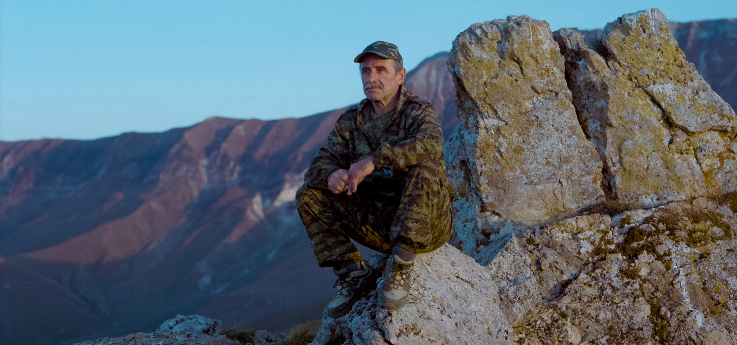 Chechnya's wildlife has been ravaged by war. This man is helping it to heal