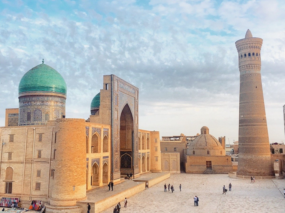 5 minute guide to Bukhara: Sufi saints and echoes of Persia in Uzbekistan's historic heart