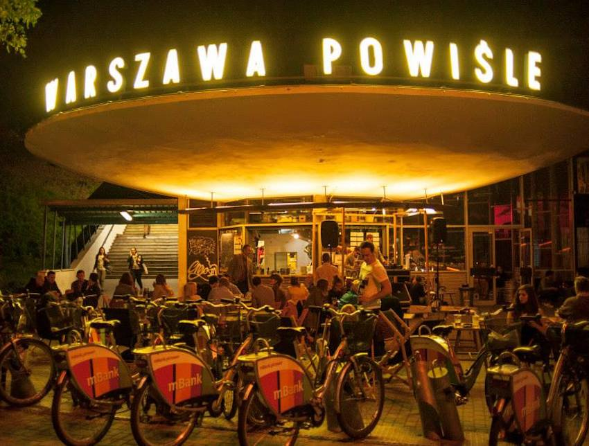 5 minute guide to Warsaw: milk bars and rooftop gardens in Poland's thriving capital