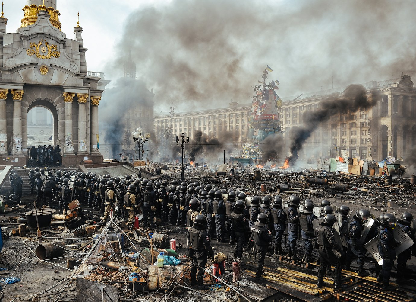 Could virtual reality hold the key to fighting disinformation in the aftermath of Euromaidan?