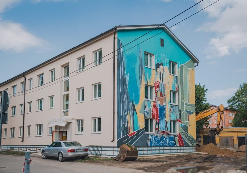 Soviet housing is finally getting a smart tech makeover. All hail the 'Smartovka'