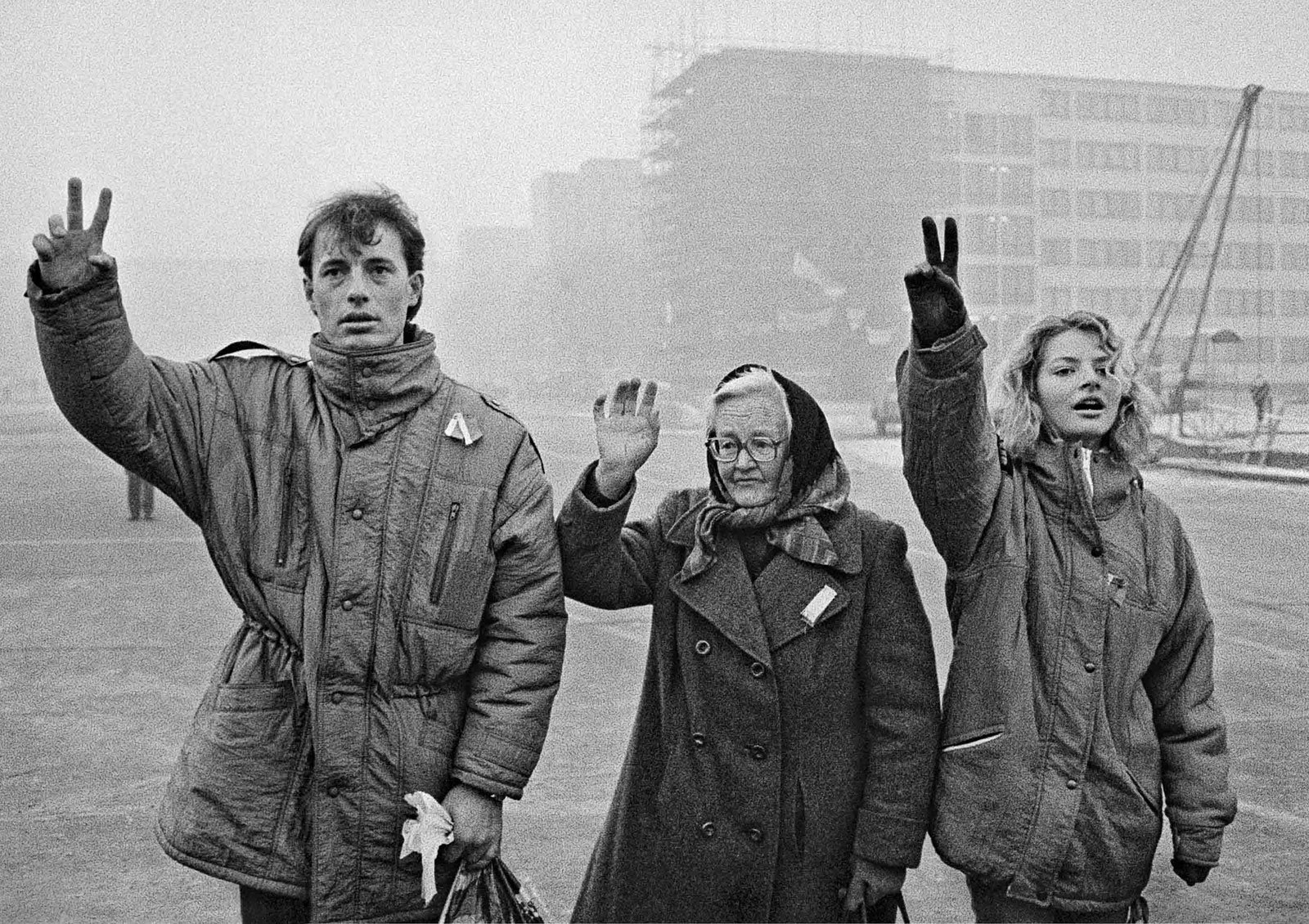 The Velvet Revolution in photos: relive the fall of communism in Czechoslovakia in 12 iconic images