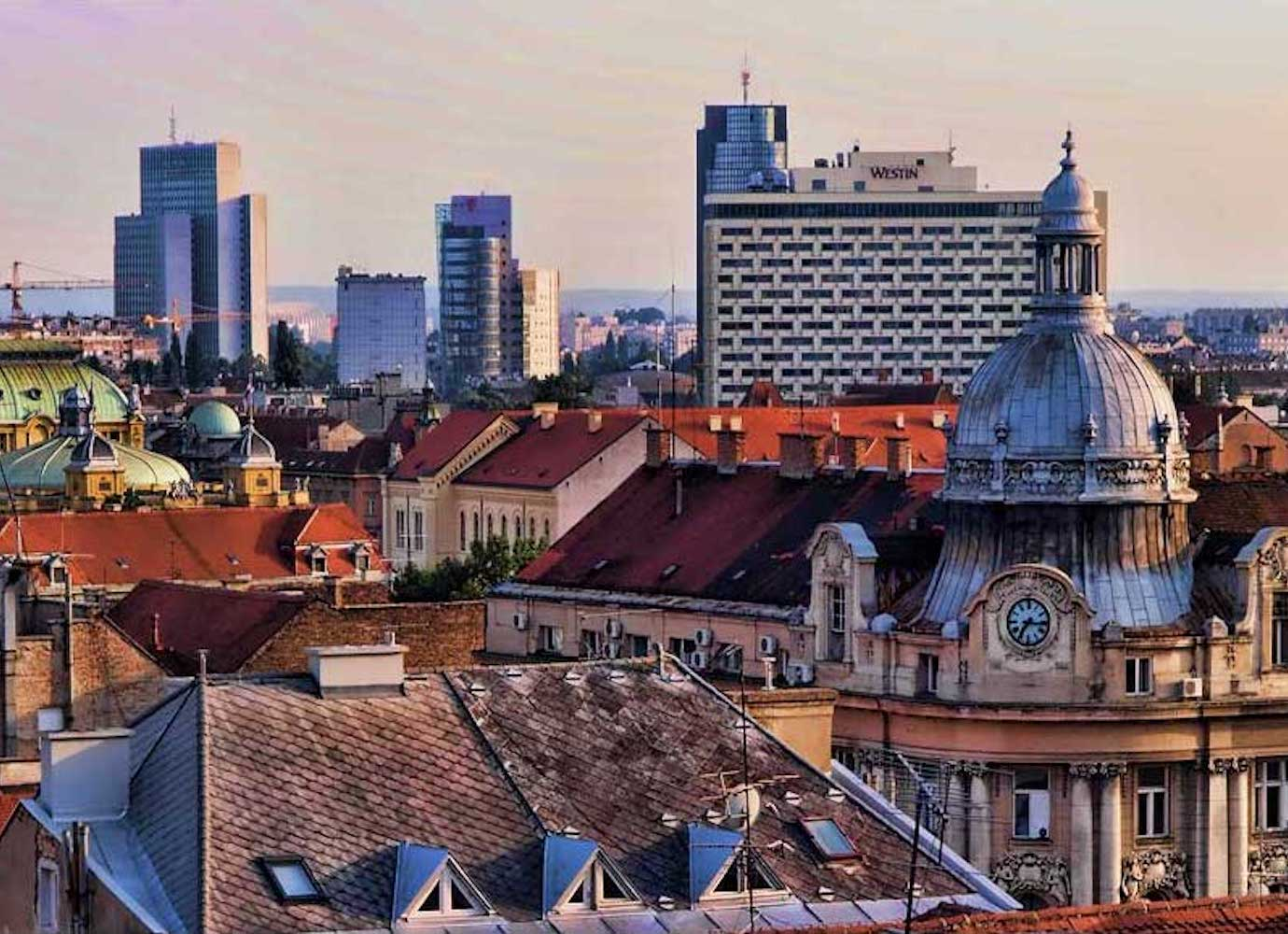 The Mayor of Zagreb wants to build Croatia's own Manhattan — and locals are taking to the streets to stop him