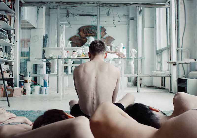 This coming-of-age film tells the story of Russia's alienated youth