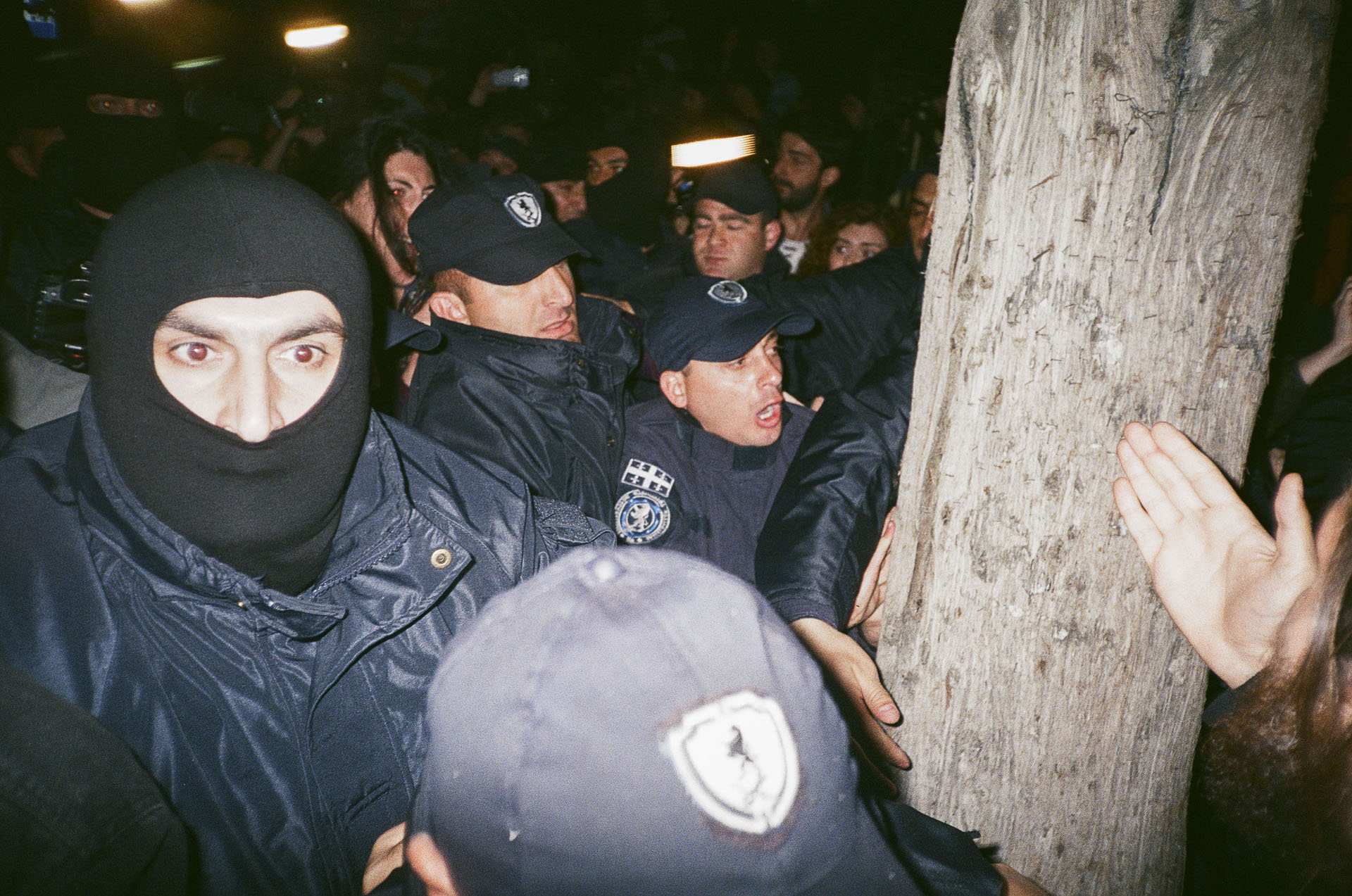 From Of Raves and Protests in Tbilisi