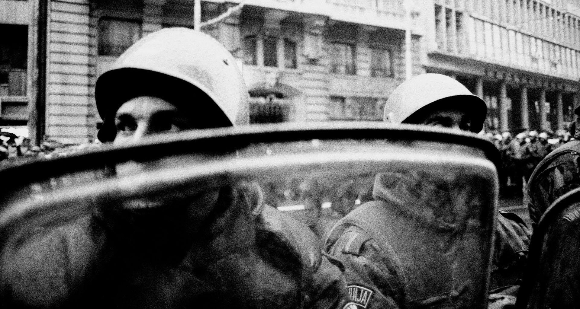 Boogie: the photographer who captured Belgrade's underbelly amid Serbia's troubled 90s