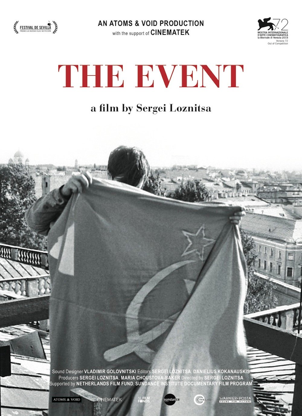 Poster for Sergei Loznitsa's The Event (2015)