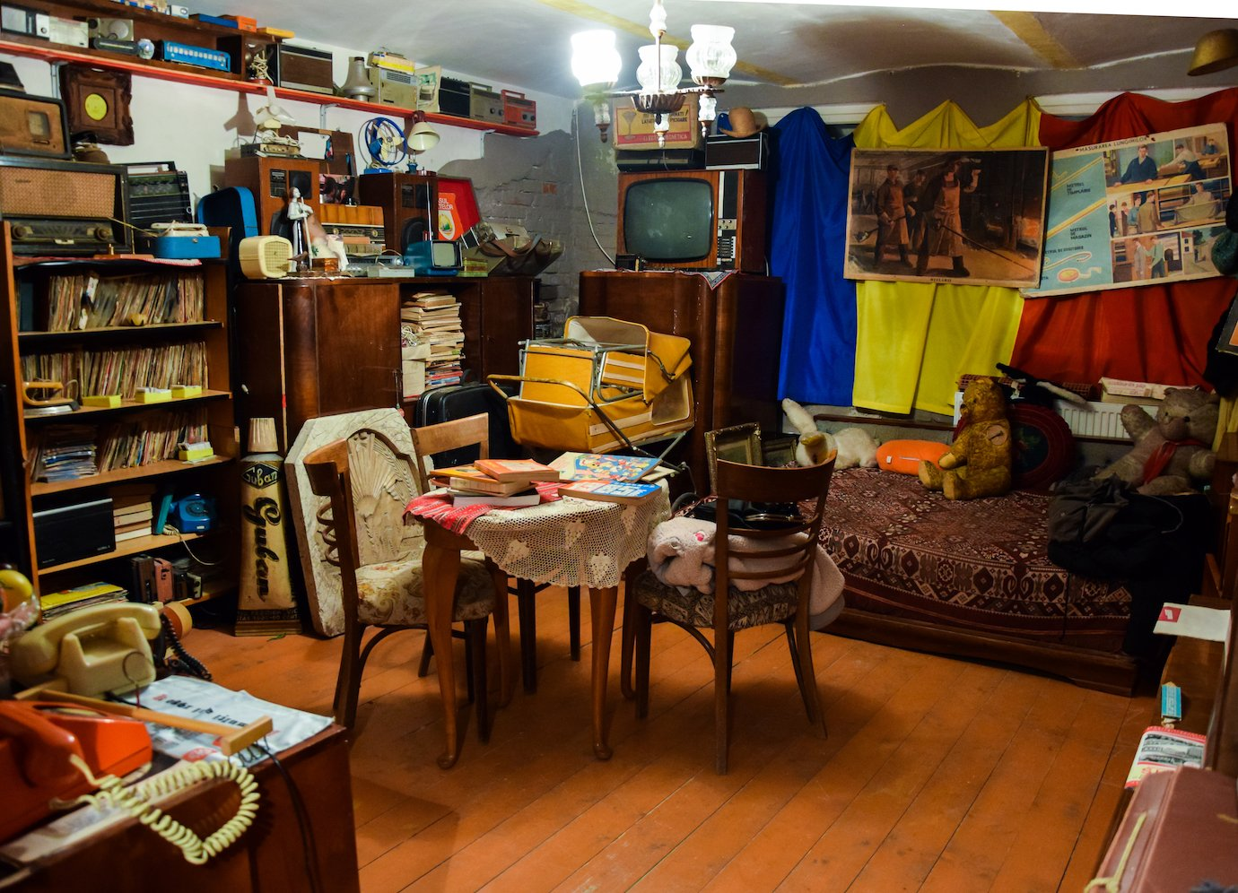 Visit an eccentric underground museum in Timişoara modelled on a typical household in socialist Romania | The Escapist
