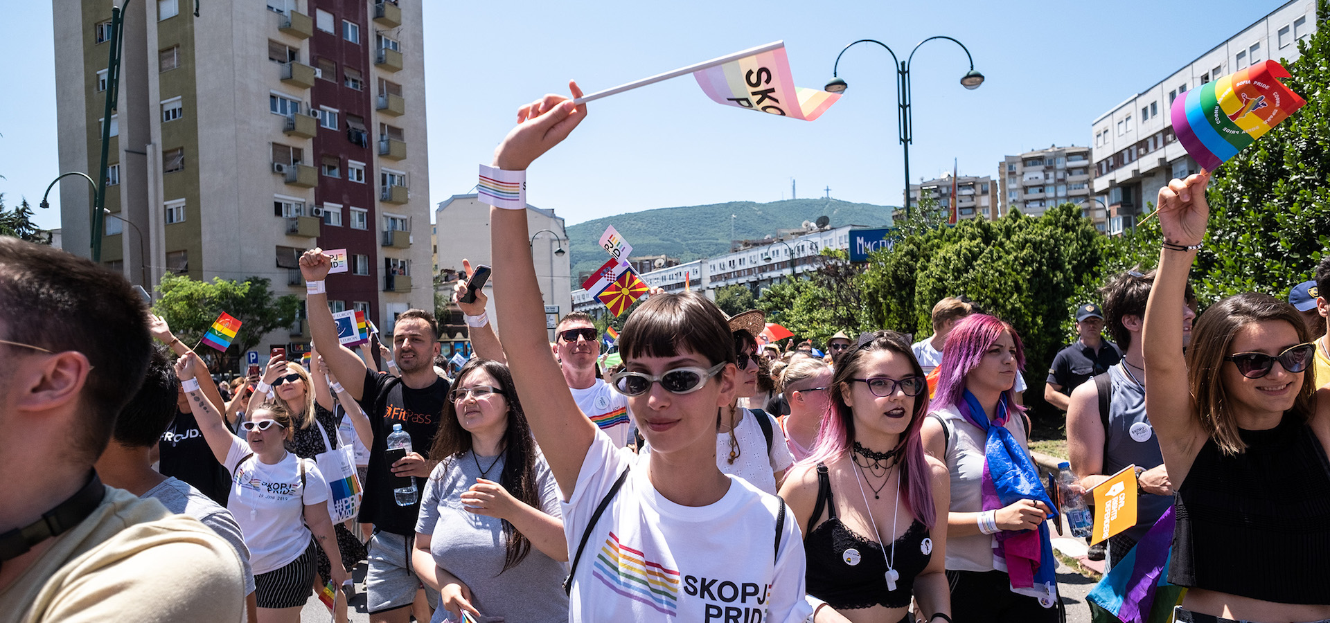 As North Macedonia hosts its first Pride Parade, are its LGBTQ and feminist cultural activists making a breakthrough?