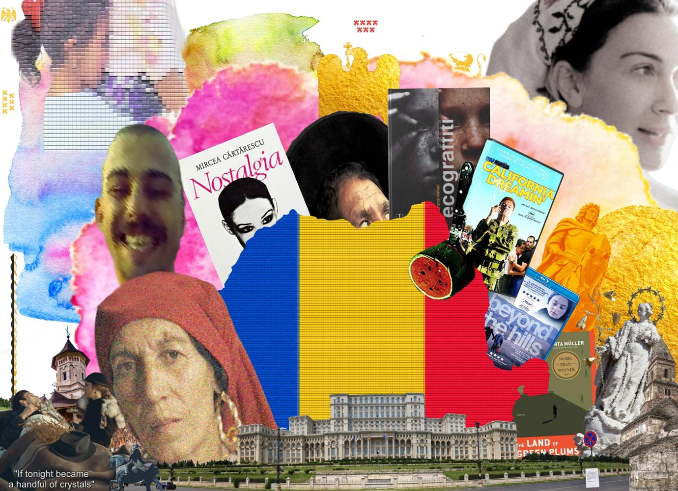 Read Romania's best contemporary writers in a special issue of literature magazine The Riveter