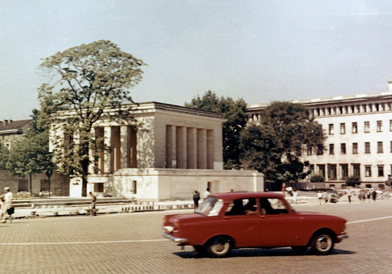 Why dynamite couldn't destroy the legacy of Bulgaria's communist mausoleum