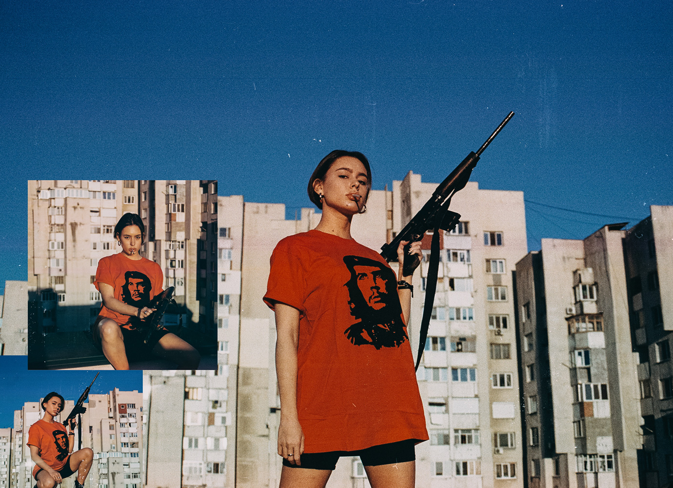 MTV glamour and Soviet stereotypes: a Moldovan photographer comes to grips with his country