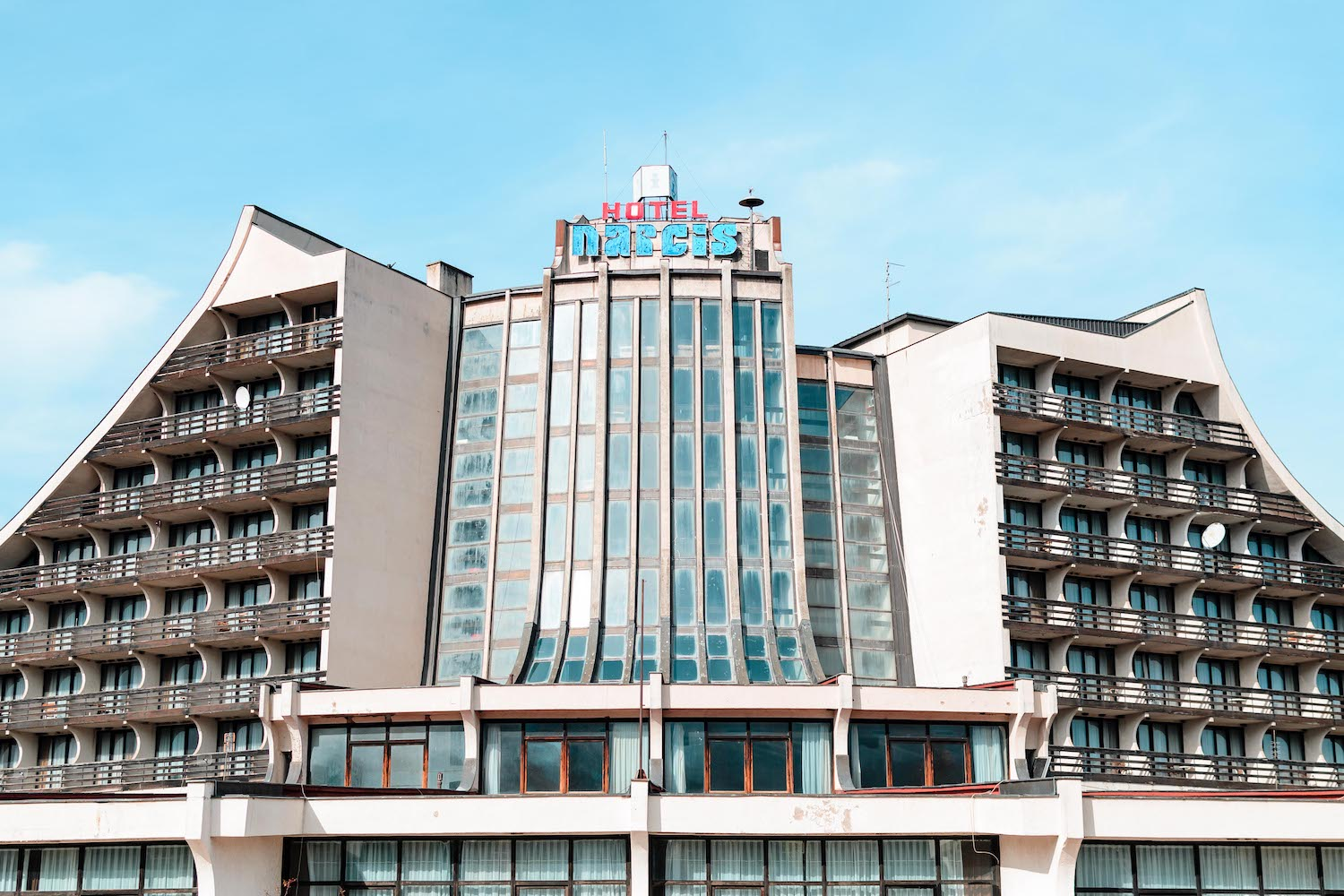 The Hotel Narcis