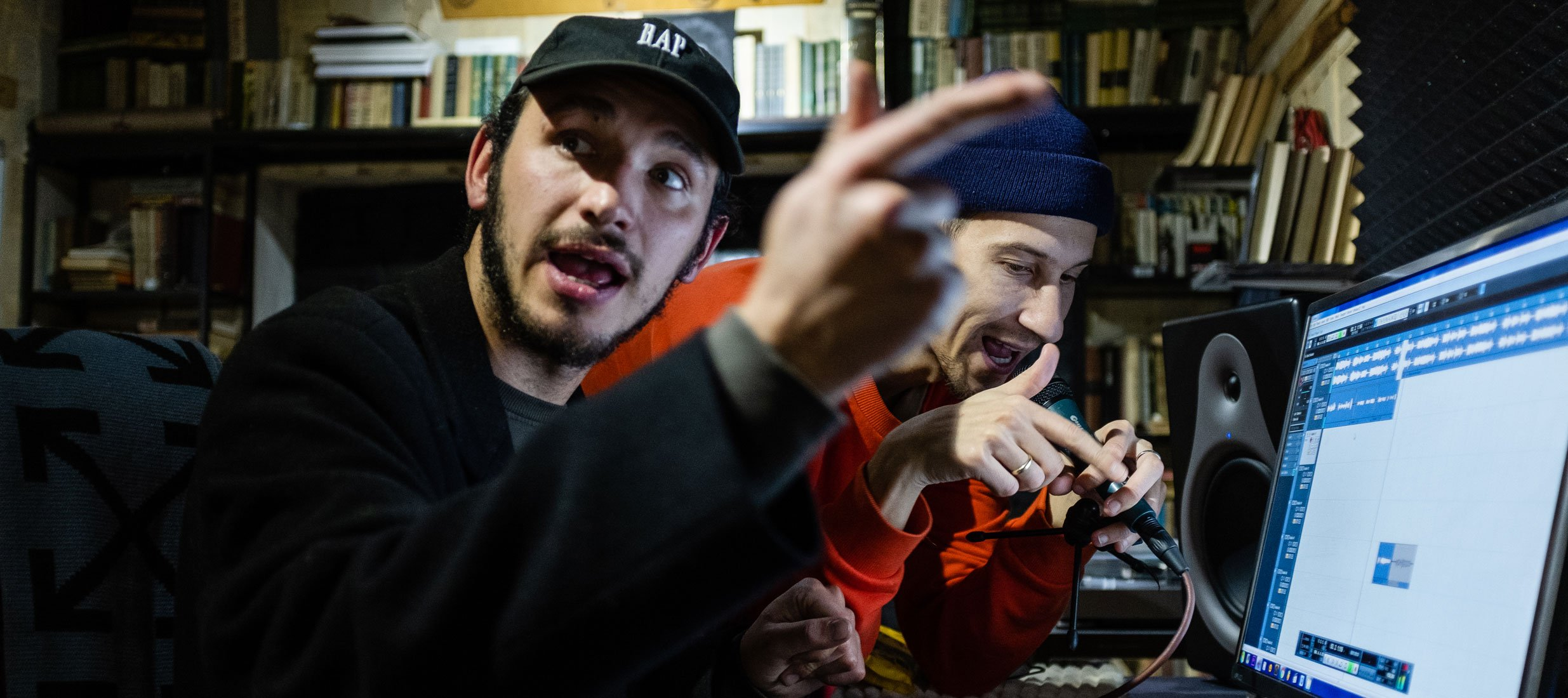 How battle rap and streaming platforms are bridging Kyrgyz hip-hop's elders and youth