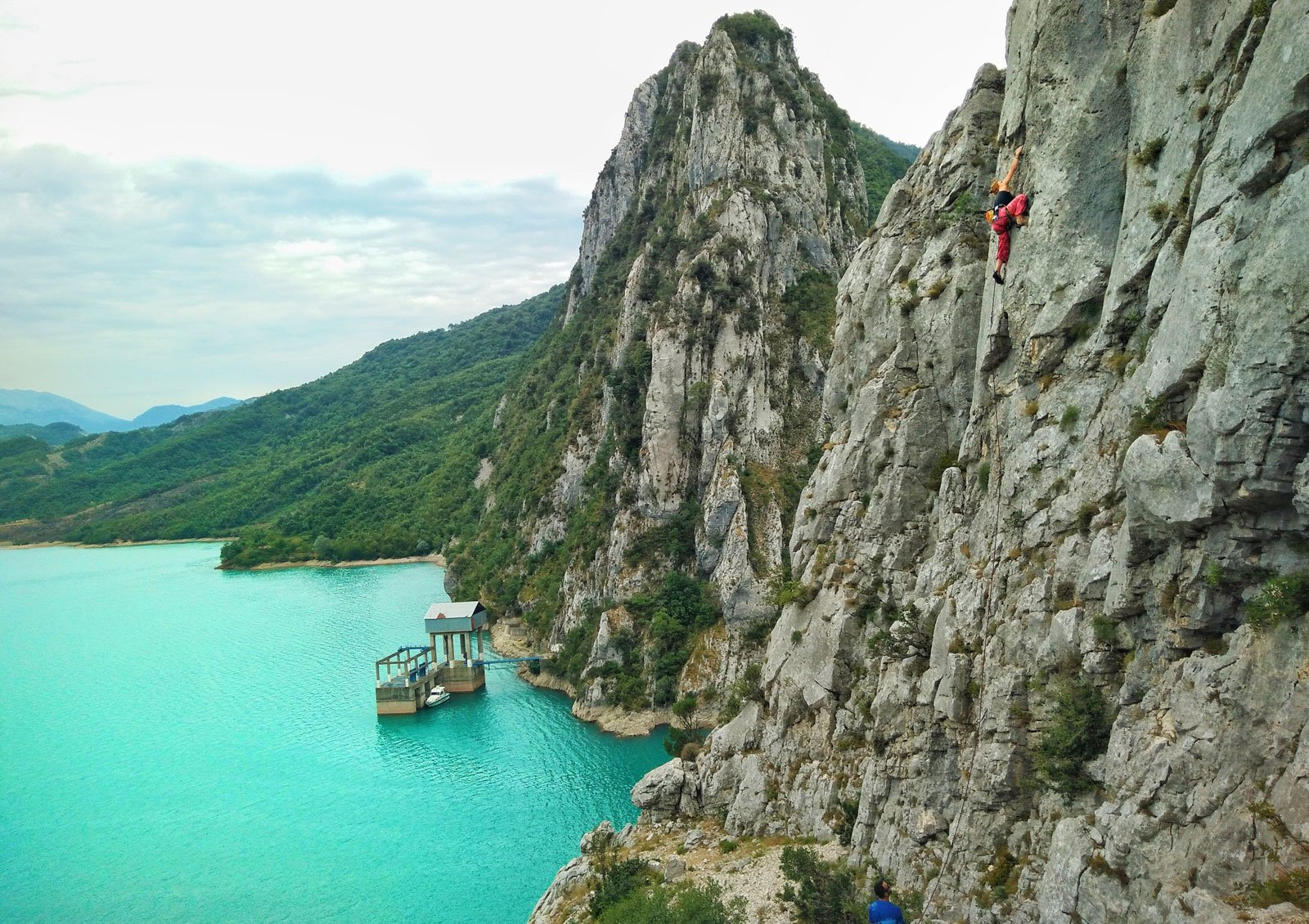 5 destinations that prove Albania is perfect for your next climbing getaway