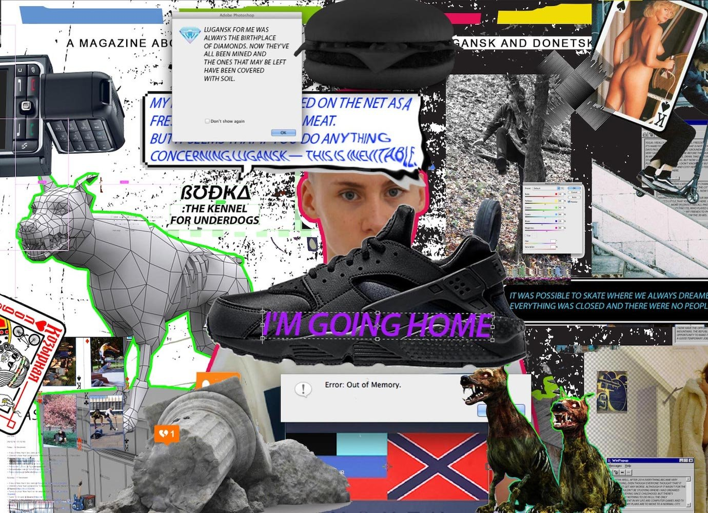 This is Badland: the zine breaking down myths about the Balkans