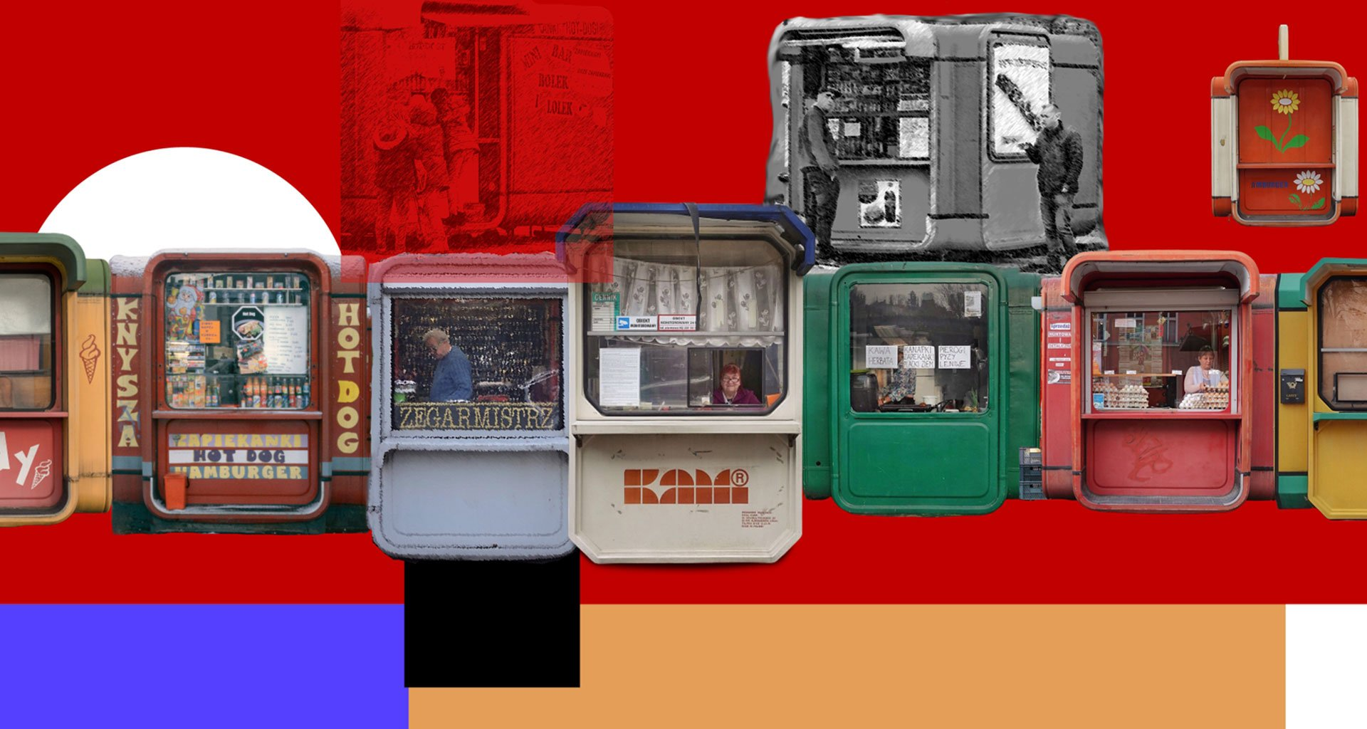 Hot dog joint? Time capsule? The sad decline of Eastern Europe's iconic K67 kiosks
