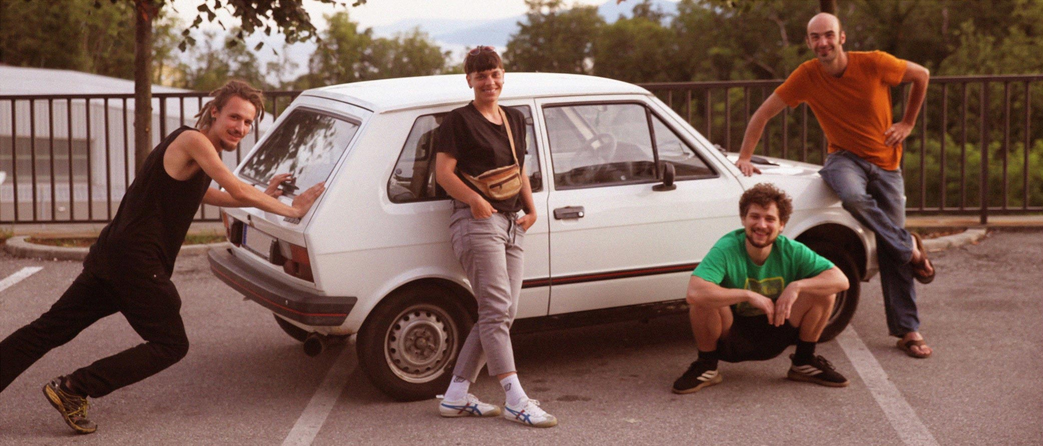 Remember the Yugo? We took the tiny 80s car on a multi-country odyssey from Belgrade to New York