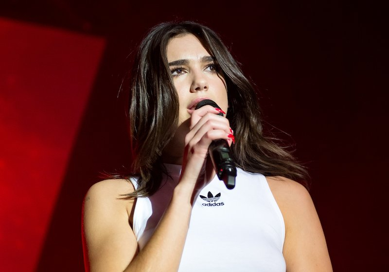Everything you need to know about Dua Lipa's 'Greater Albania' map controversy