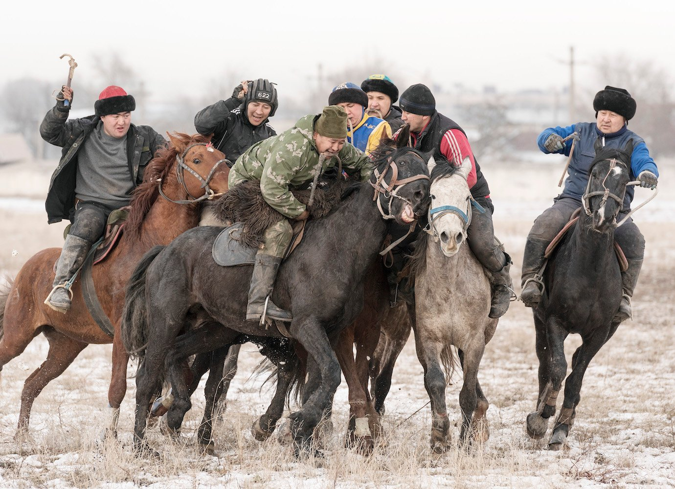 Letter from a kok boru match in Kyrgyzstan: where an ancient sport meets modern times