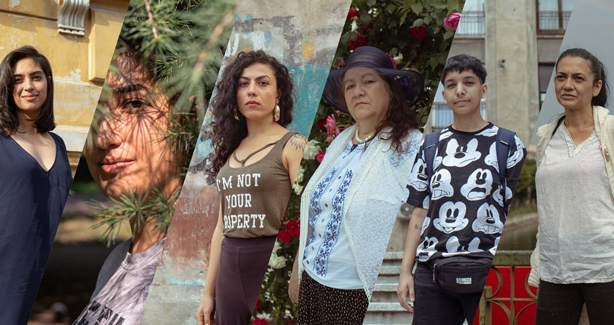 6 Roma creatives talk art, identity, and the fight for equality in Romania