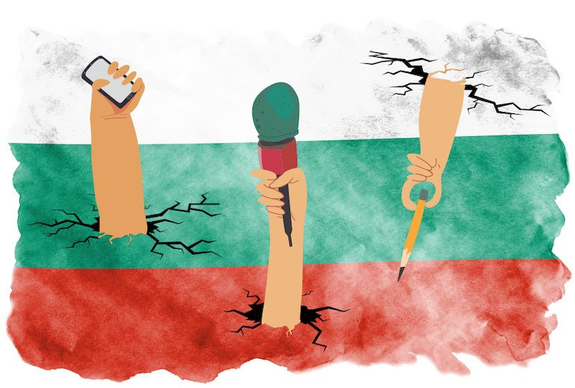 'They will leave me jobless.' Why declining press freedom in Bulgaria should worry us all