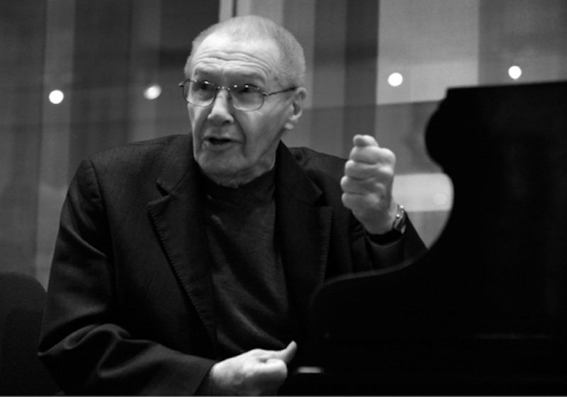In search of the essential: the life and music of Hungarian composer György Kurtág
