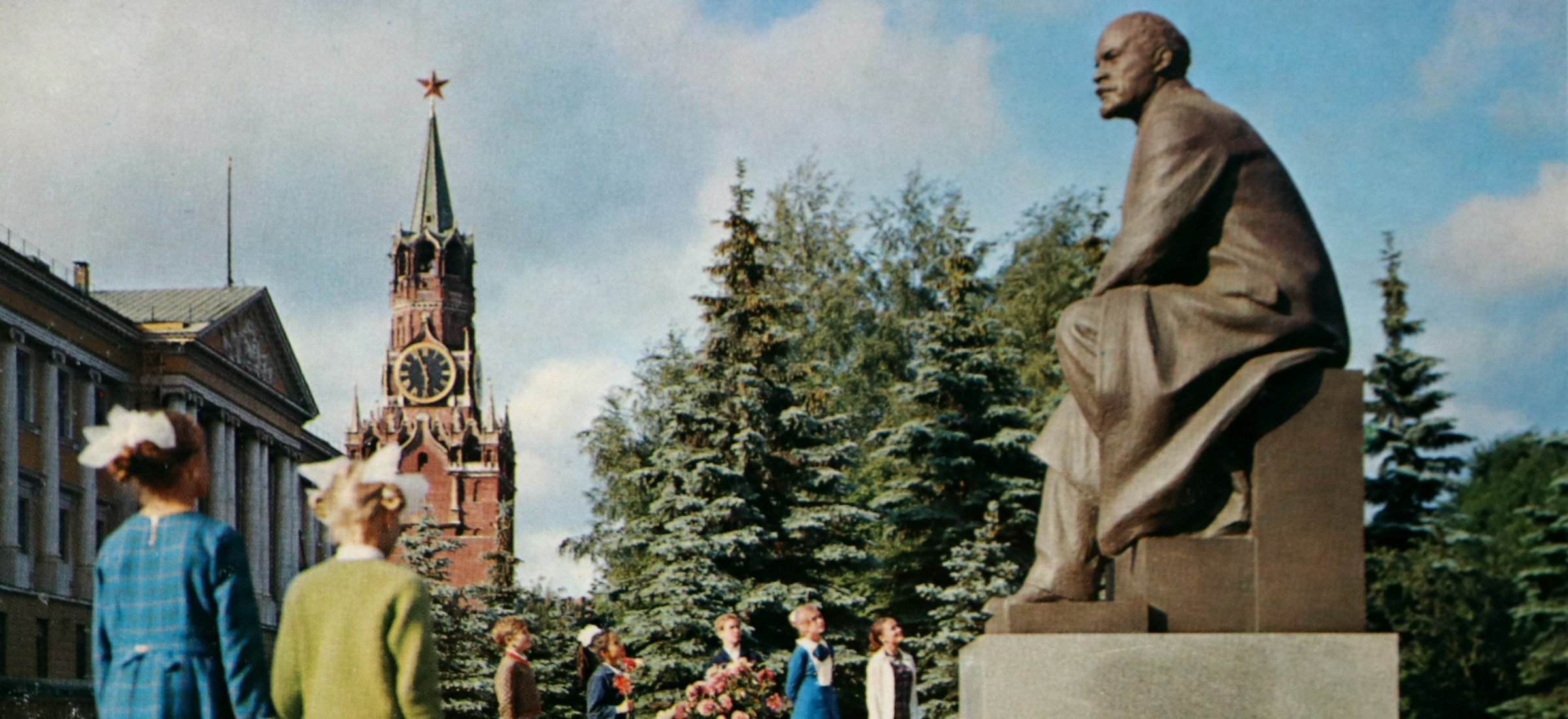 Inside the little-known world of the early Soviet Union's Lenin-fuelled tourism industry