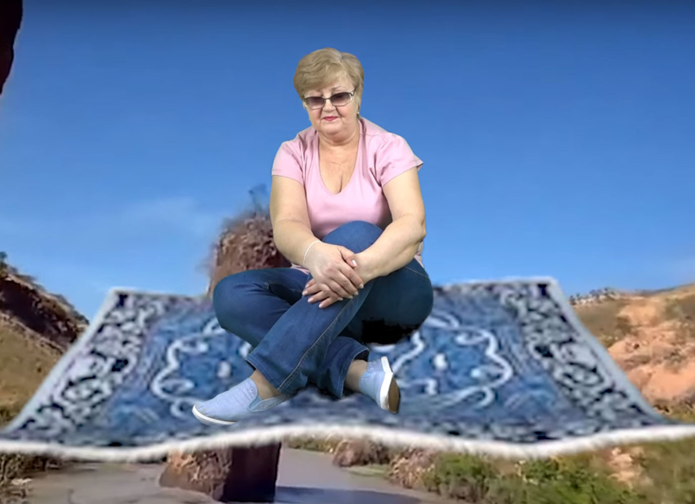 Meet Tatiana, the Russian pensioner whose vlogs are next level