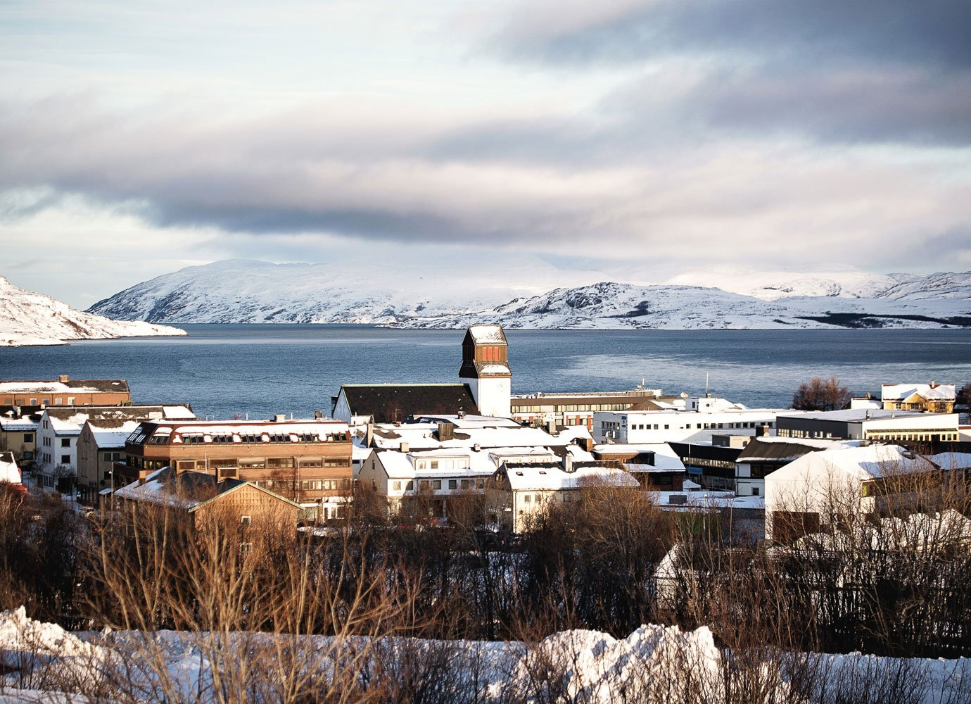 Letter from Boris Gleb: Owen Hatherley uncovers the peculiar history of a Soviet enclave in Norway