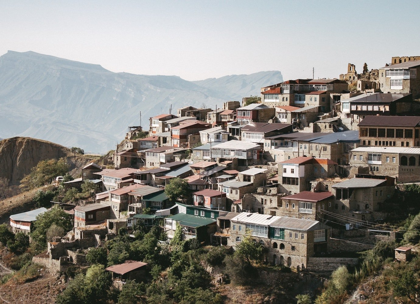 Amid a mass exodus, could ethnotourism save Dagestan's mountain villages?