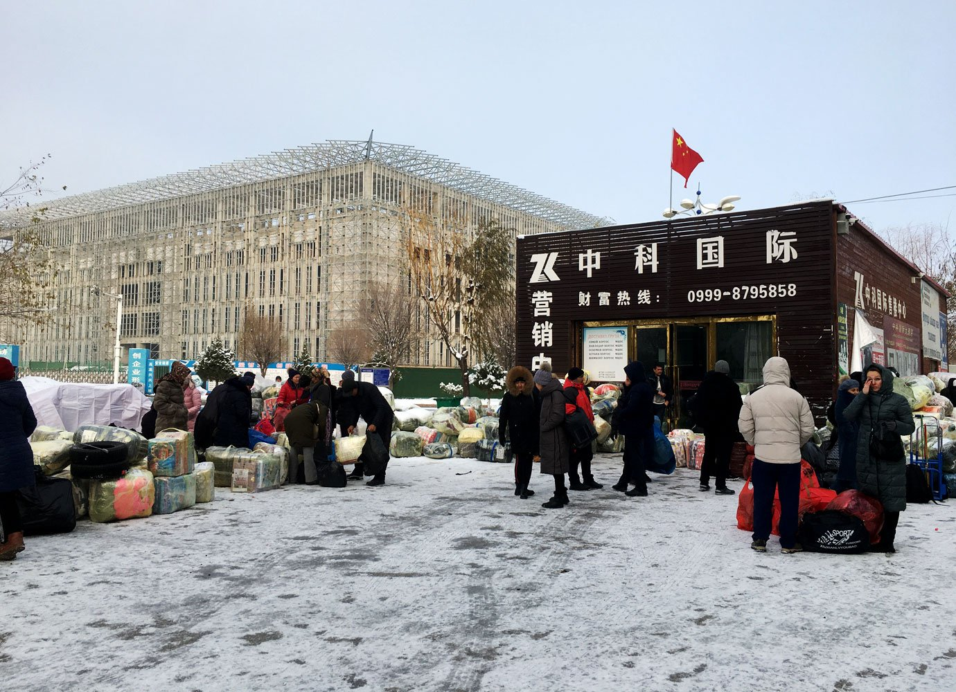 Letter from Khorgos: does the 'new Dubai' on the Kazakh-Chinese border live up to its promise?