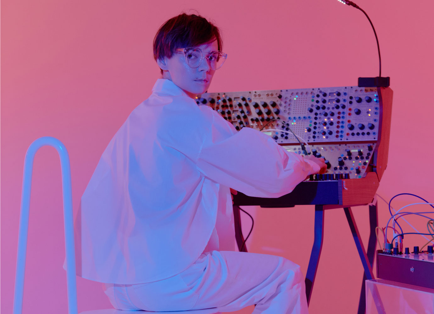 Inspired by space dreams, Maria Teriaeva's enchanting synth-pop is a soothing balm for strange times