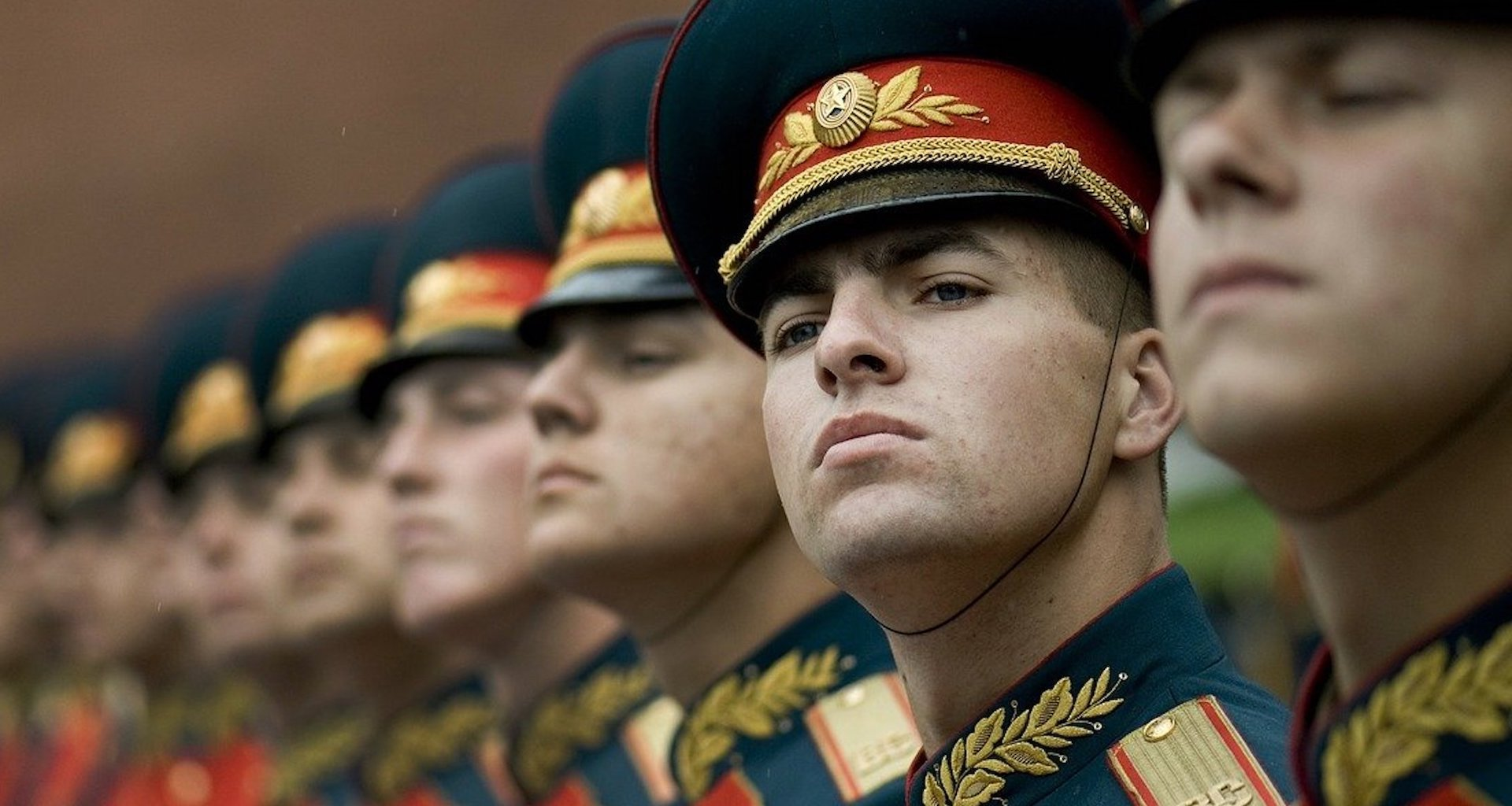 Russia's youth is tired of lavish military parades. Could digital culture change the country's wartime pageantry for good?